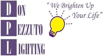 Don Pezzuto Lighting Logo